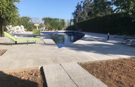 costruzione piscine da giardino