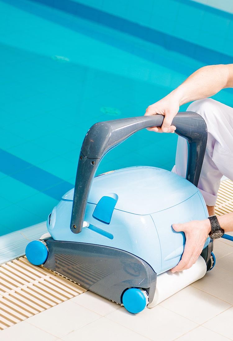 Vendita Pulitori automatici per piscine a Napoli