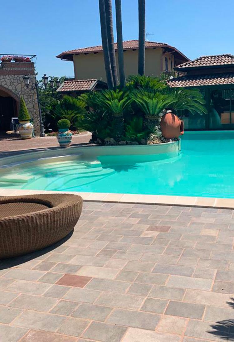 Ristrutturazione piscine